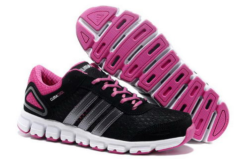 Adidas Climacool Ride Vi Womens Black Rose Red Wholesale